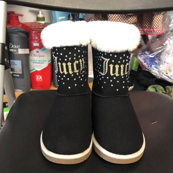 Juicy Couture Shoes   Girl Boots   Poshmark